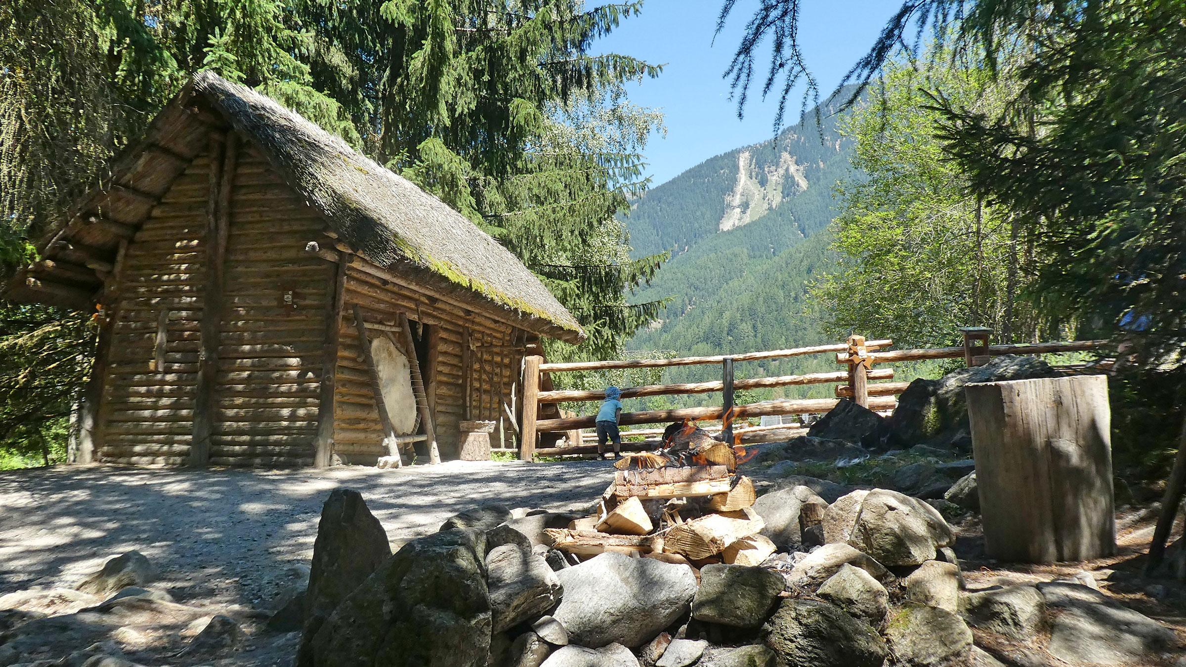 Ötzi-Dorf - Familienurlaub Ötztal Tirol