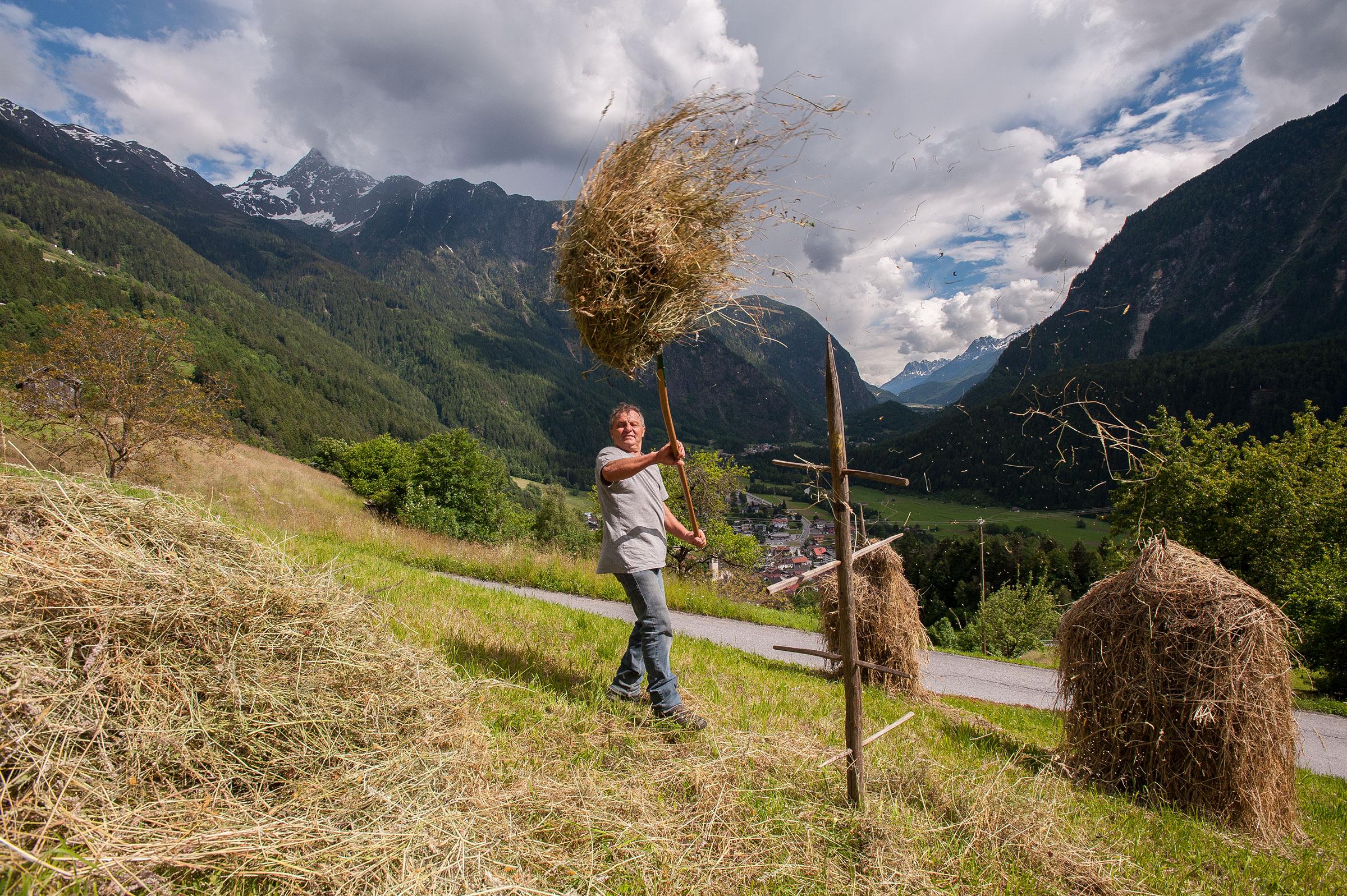 Stanggern - Brauchtum Ötztal Tirol