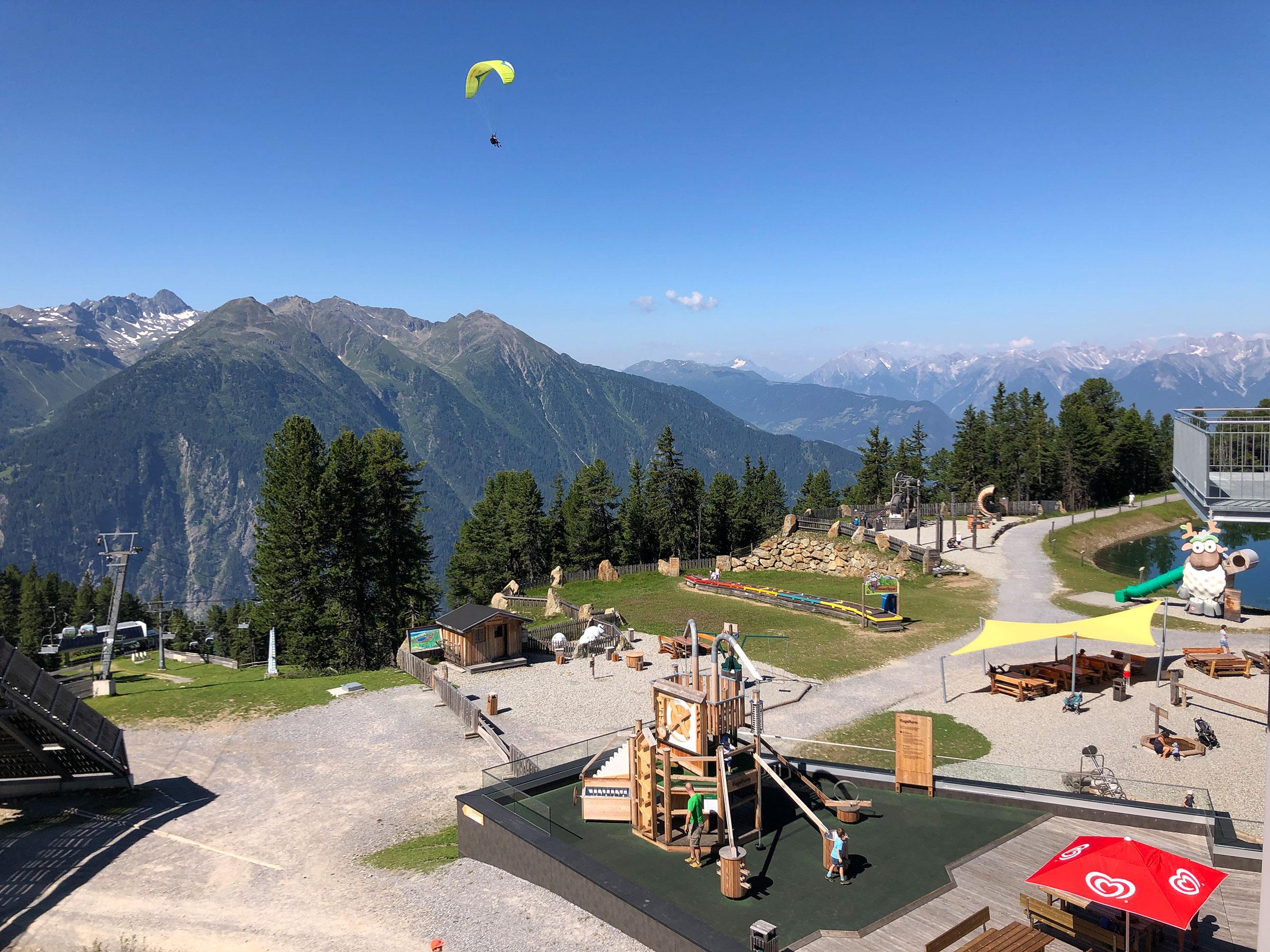 WIDIVERSUM Hochoetz - Familienurlaub Ötztal Tirol